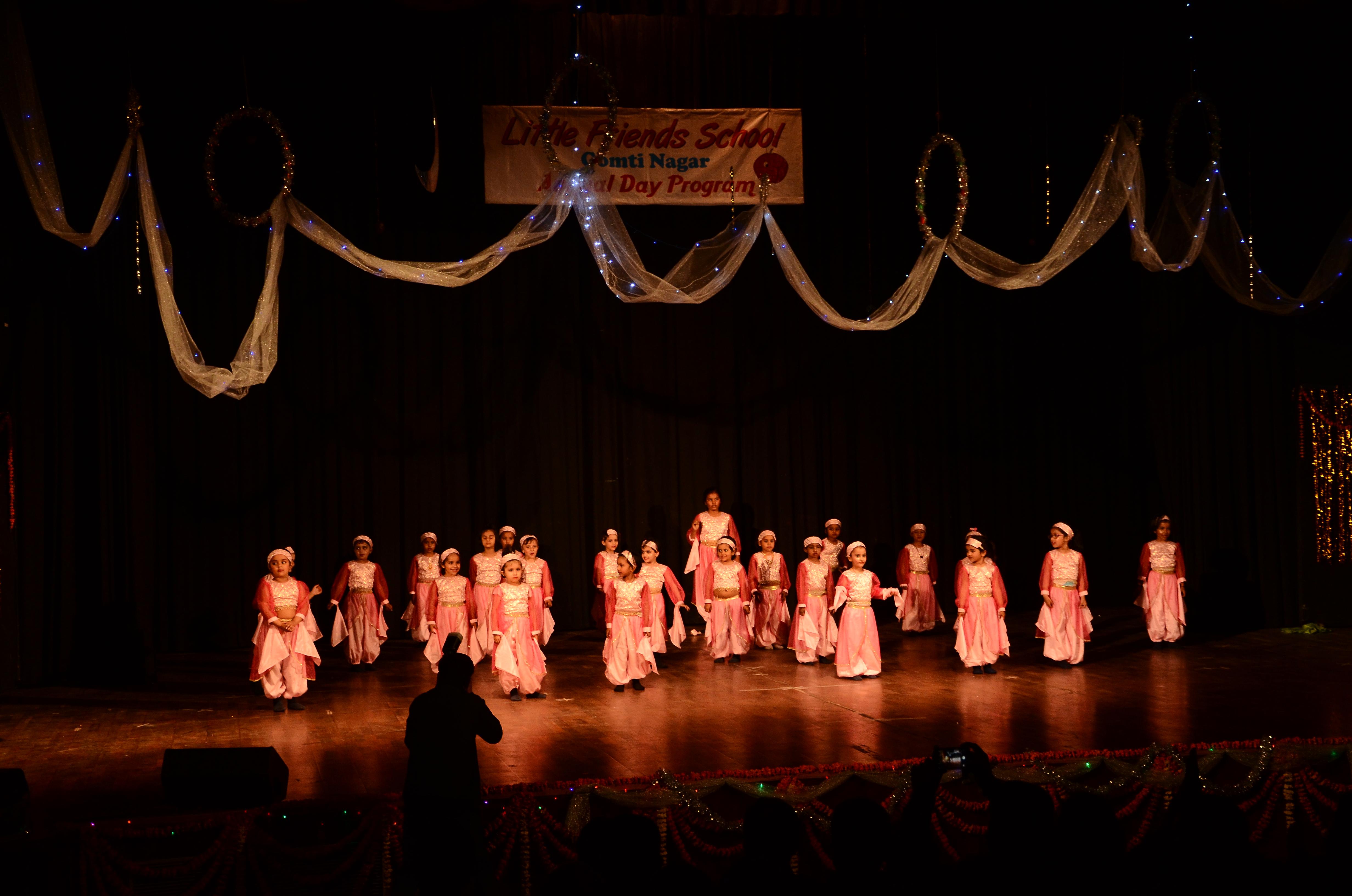 The Arabian Nights Annual Day Program 2020 6, Feb 2020