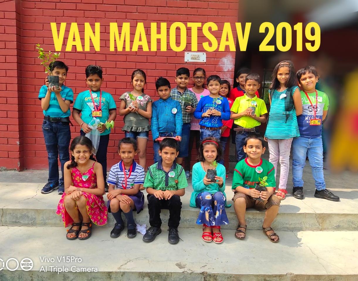 Van Mahotsav 2019