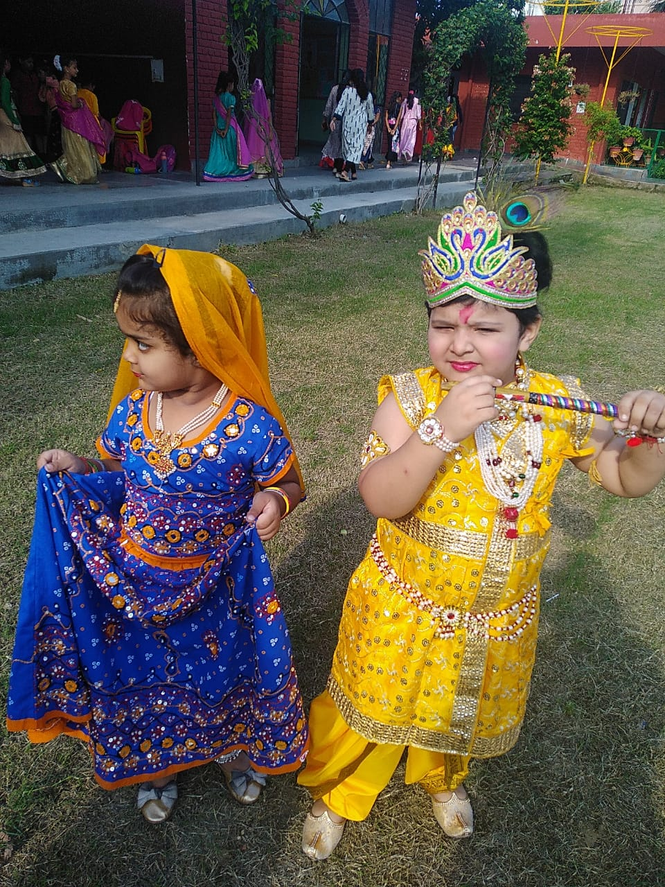 Happy Krishna Janmasthmi  2019