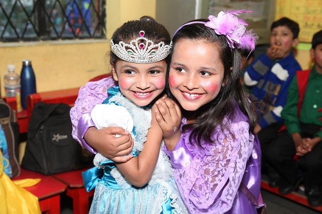 Little Princesses!