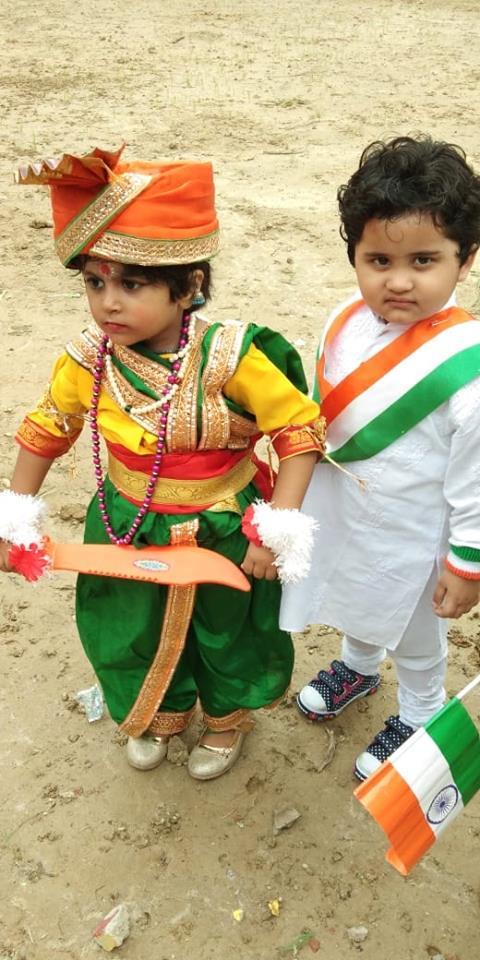 Jhansi Ki Rani!